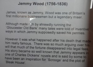 Information about Jemmy Wood. The sad thing is that a similar story happened following the death of a Vick great great aunt who left a very sizable estate in Brisbane which was being discussed in court 50 years later.
