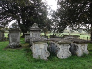 Some impressive monuments. There are quite a few heritage listed monuments in the graveyard