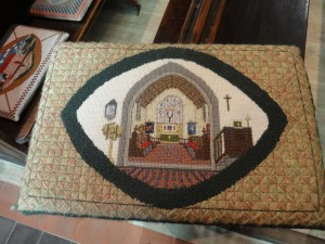 Kneeler cushion
