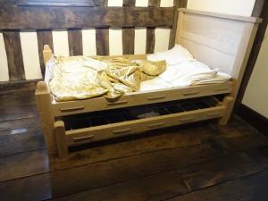 Tudor style mattress