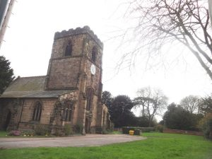 Chaddesden Church - front