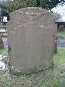 Dyer tombstone