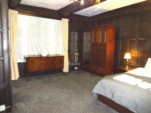 Panelled Room - the only one