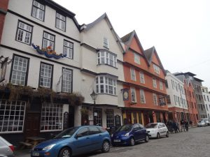 Pubs in King St
