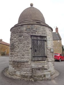 The Roundhouse - lockup in street behind Market Hall